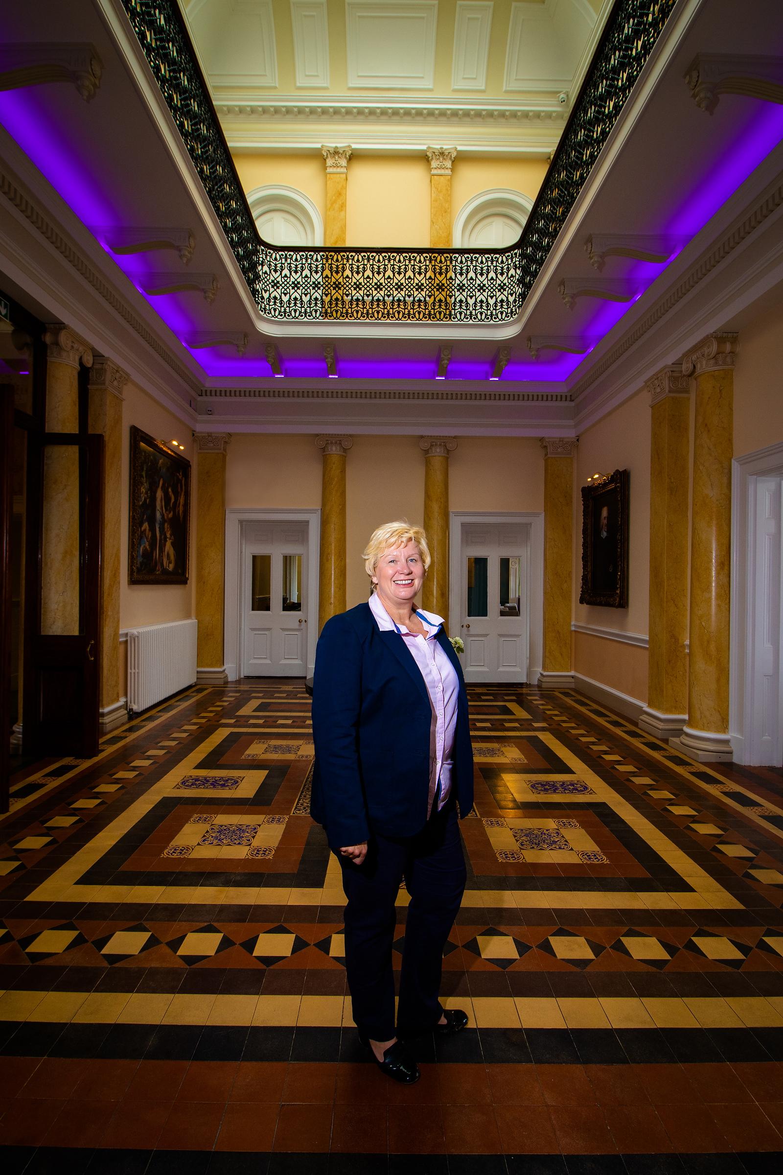 Penny Streeter, Managing Director of Leonardslee Gardens.